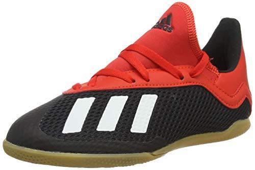 adidas Unisex X 18.3 In J Fußballschuhe, Mehrfarbig (Multicolor 000), 36 EU