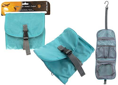 Summit Sac de Lavage Ultra Léger avec Hang Up Crochet Voyage/Camping/Location/Bagages à Main