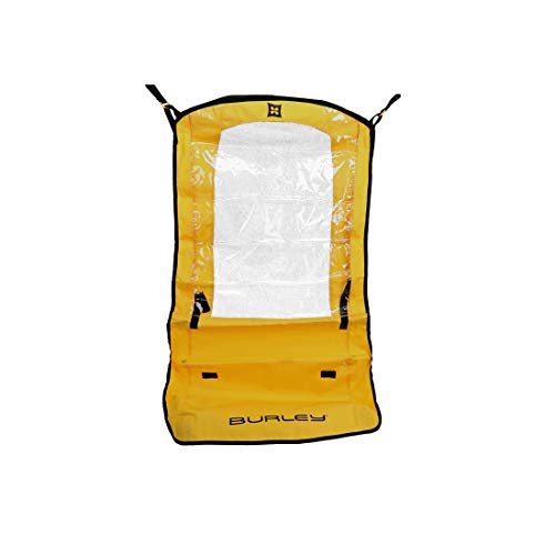Review Burley Unisex - Adults Bee 2019 Top - Yellow, One Size