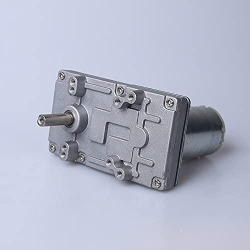 LKK-KK 555 Motor de engranaje de metal 12V 24VDC 20-275RPM PARA CORTINAS ELÉCTRICAS Máquina de reembolso de la máquina de la máquina de maíz eléctrica del horno eléctrico