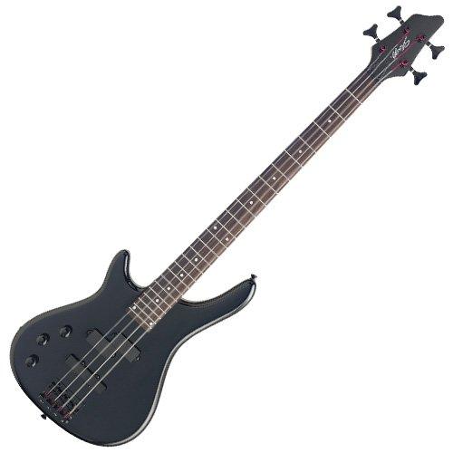 STAGG Fusion-Bass BC300LH, schwarz, Linkshänder