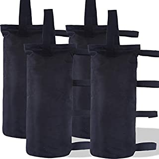 ABCCANOPY Heavy Duty Weights Instant Shelters Weight, Weight Bags for Canopy, Outdoor Tooth, Patio, Set of 4