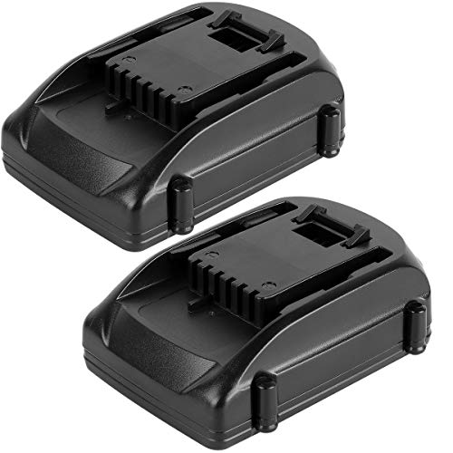 KINGTIANLE 2Pack 2.5Ah Replace for Worx 20v Lithium Battery for WA3525 WA3520 WG151s, WG155s, WG251s, WG540s, WG890, WG891 Worx Battery 20v Compatible with Worx Cordless Power Tools Series