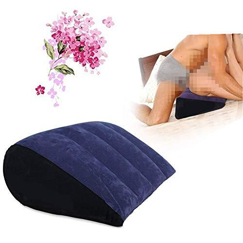 Cómodas almohadas mágicas inflables, cojines de dormitorio, cambio de posición del juego