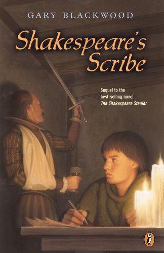 Shakespeare\'s Scribe (Shakespeare Stealer Book 2) (English Edition)