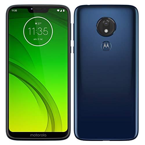 Motorola Moto G7 Power XT1955-2 64GB + 4GB RAM Pantalla 6.2″ HD+, Camara 12 mpx, Desbloqueado – Azul…