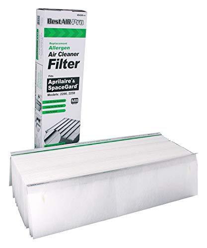 Best Air Pro Replacement Allergen Air Cleaner Filter, Package may vary
