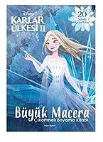 Disney Karlar Ülkesi 2; Büyük Macera Cikartmali Boyama Kitabi