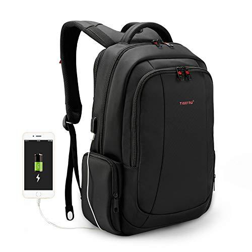 Rugzak voor mannen rugzak voor persoonlijkheid USB waterdicht voor computer rugzak voor school multifunctioneel 16 inch