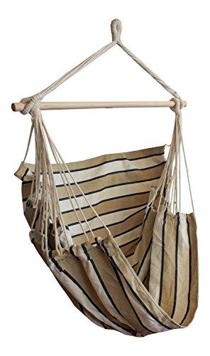 Hammaka Woven Hammock Chair, Beige
