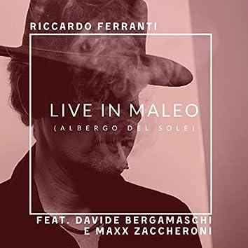 Live in Maleo (Albergo del Sole) (Live)