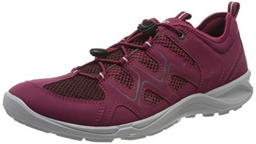 Ecco Damen TERRACRUISELTW Sneaker, Violett (Sangria/Bordeaux 51770), 36 EU