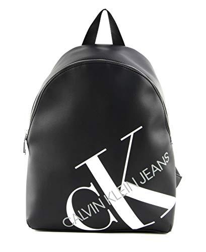 Calvin Klein Round Backpack 35 Black