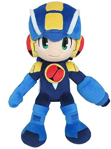Megaman Battle Network Rockman - Peluche (29 cm)