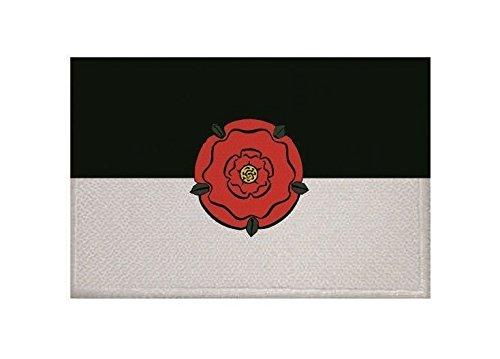 U24 Aufnäher Geislingen an der Steige Fahne Flagge Aufbügler Patch 9 x 6 cm