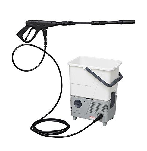 アイリスオーヤマ ()タンク式高圧洗浄機 SBT-412 ホワイト グレー (530255)アイリスオーヤマ
