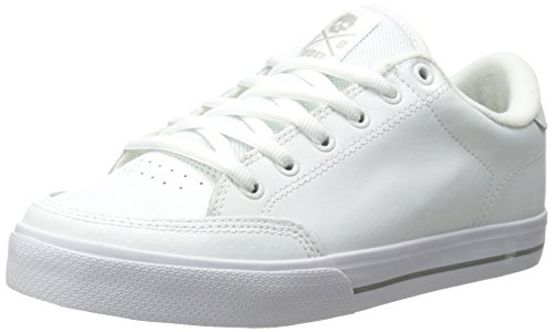 C1RCA Lopez 50 White/Grey Al50 Wgy, Unisex – Adulto, Bianco, 42 EU