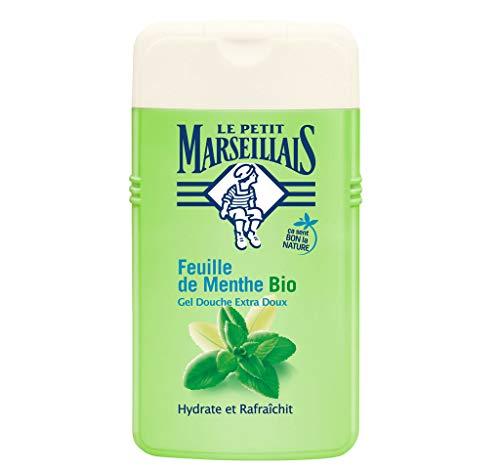 Le Petit Marseillais Duschgel, extra weich, Minzblatt, 250 ml