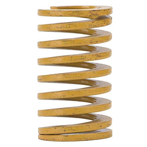 Hyuduo Hohe genauigkeit Stahl gelb Leichter Last Form schraubenfeder druckform sterben frühling für stanzen Metall stirbt(TF40*80mm)