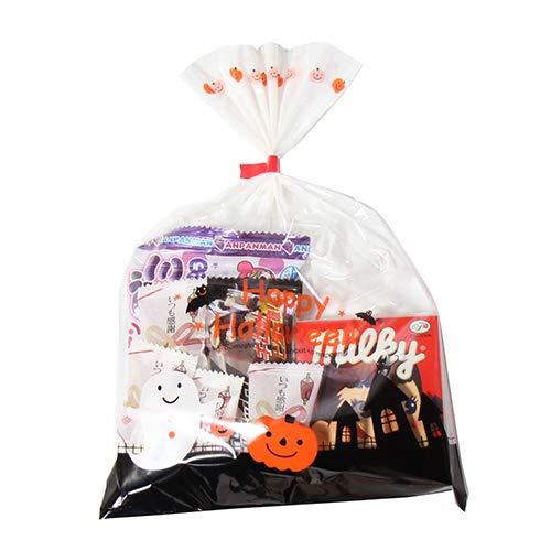 ハロウィン袋 340円 お菓子 チョコレート 詰め合わせ(Aセット) 駄菓子 袋詰め おかしのマーチ