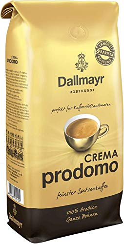 Dallmayr Crema prodomo Bohnen, 1er Pack (1 x 1000 g)