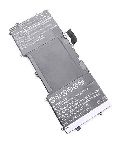 vhbw Batterie Compatible avec Dell XPS 12-9Q23, 12-L221x, 12D-1708, 13 Ultrabook, 13-L321X, 13-L322X, L321X Laptop (5800mAh, 7.4V, Li-ION, Noir)
