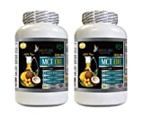 Appetite suppressant Men for Weight Loss - MCT Oil 3600MG - Medium Chain TRIGLYCERIDES - mct Oil Pills Nature - 2 Bottles 300 Softgels