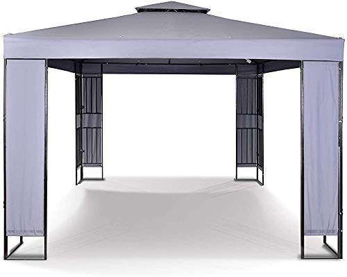 Gazebo Pop-Up Garden, Pavilion Pavilion Pavilion, Pavilion Tent Patio,Grey