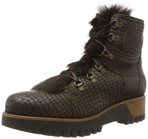 Manas Damen Ankle boot, 172M2212CCCR1A, Braun (T.MORO), 37 EU