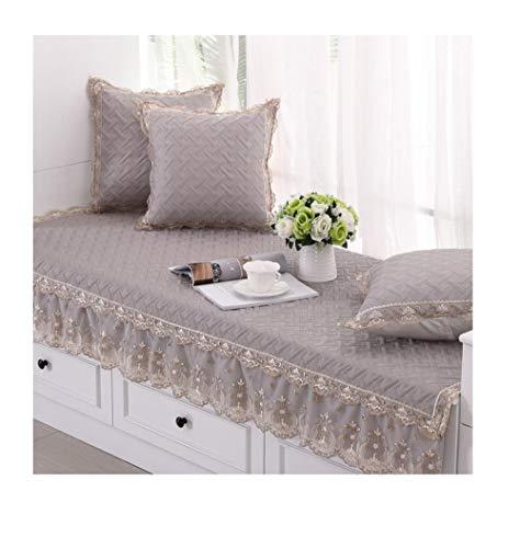 Yanxinenjoy raamplankmat voor vensterbank, balkon, slaapzaal, tatami-mat, raamdecoratie, machinewasbaar 100 wide * 180 long 3 paquete