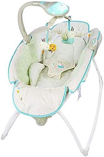 GZ Baby-Schaukelstuhl-Intelligente Spielzeug-Musik-Schaukelstuhl-Nachahmungschaf-Wasser-Erschütterung Warme Stern-Atmosph  Passend Für 0-3-J iges Baby,Als Zeigen,1