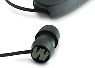 Walker's Razor Behind The Neck Hearing Protection Ear Buds with sound amplification and compression