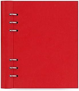 ファイロファックス クリップブック レザー調 バインダー A5 Poppy バインダー 023615 filofax