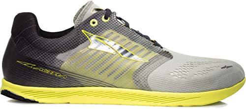Altra Men's ALU1812F Vanish-R Road Running Shoe, Gray/Lime - 9.5 M US