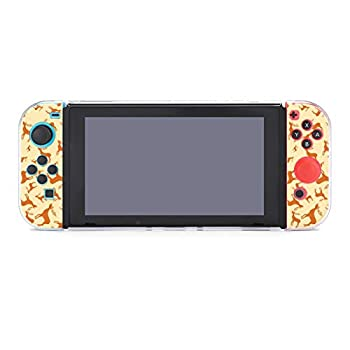 Case for Nintendo Switch Vintage Christmas Deer Reindeer Funny Protective Accessories Cover Case for Nintendo Switch Game Shell with Shock Absorption and Anti-Scratch