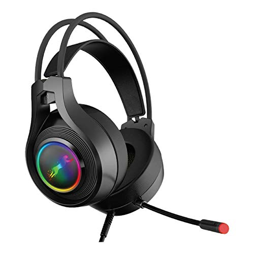 Mente Pro Performance Gaming Headset for Pro Gamers with RGB...