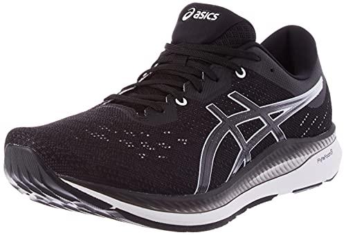 ASICS 1011a792-001_44, Zapatillas de Running Hombre, Negro, EU
