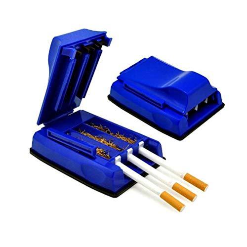 Máquina de laminación de cigarrillos, tres tubos Máquina de llenado de tubos...