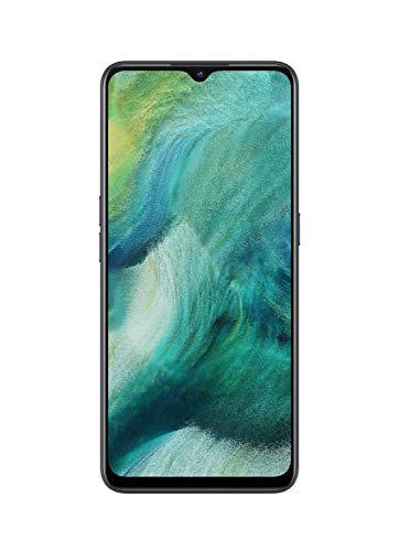 OPPO Find X2 Lite Smartphone, entsperrt, 5G/4G, 128 GB, 8 GB RAM, Akku 4025 mAh, mit Schnellladetechnologie VOOC 4.0, USB-C – Android 10, Handy, Mondschwarz