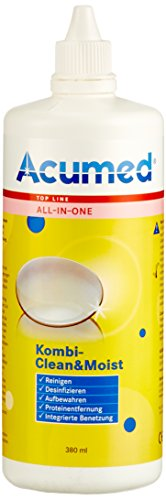 Acumed Kombi-Clean&Moist, 380 ml
