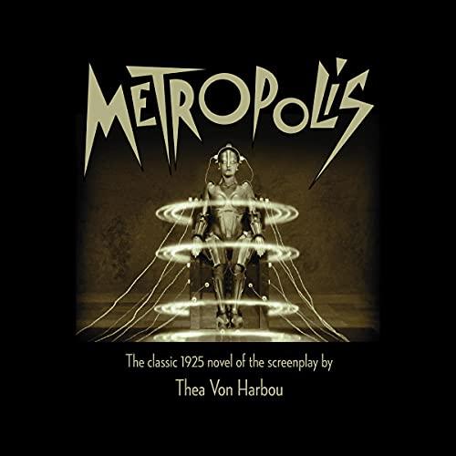 Couverture de Metropolis