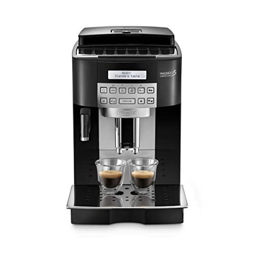 41KulNQ55ML. SS500  - De'Longhi Magnifica S Fully Automatic Bean to Cup Coffee Machine, Cappuccino, Espresso Coffee Maker, ECAM 22.360.B…