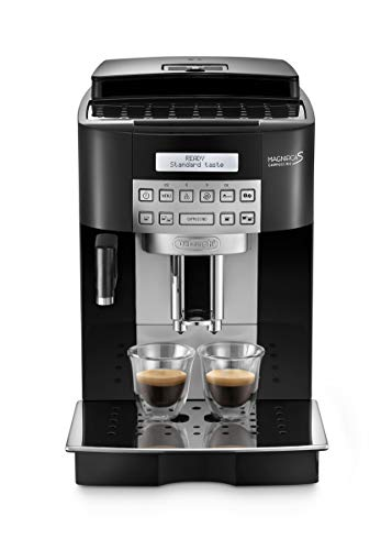 De'Longhi Magnifica S Fully Automatic Bean to Cup Coffee Machine, Cappuccino, Espresso Coffee Maker, ECAM 22.360.B…