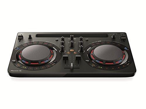 Pioneer Dj DDJ-WeGO4-K, Controller per DJ, Nero