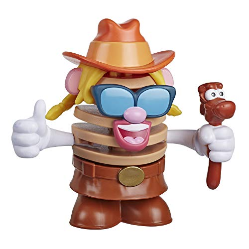 Mr Potato Head Chips Ranch Blanche Toy for Kids Ages 3 and Up