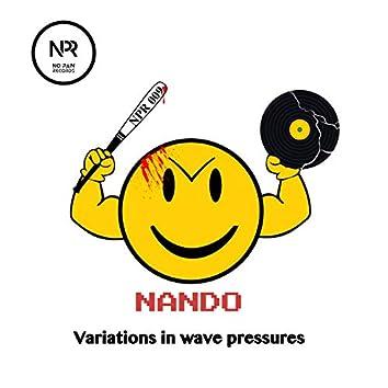 Variations in Wave Pressures
