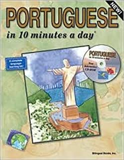 PORTUGUESE in 10 minutes a day® with CD-ROM 3th (third) edition Text Only