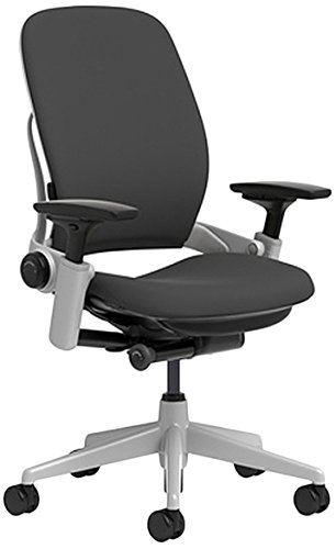 Steelcase Leap Chair with Platinum Base &...