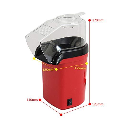 Why Choose LOSITA 1200W 110V Mini Household Healthy Hot Air Oil-Free Popcorn Maker Machine Corn Popp...