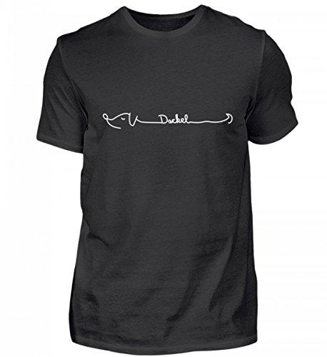 Hochwertiges Herren Shirt - Für alle Dackel Fans!